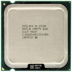 Procesor socket 775 quad core Intel Core 2 Quad Q9500 2.83ghz 6mb fsb 1333mhz - Procesor PC Intel, Numar nuclee: 4, 2.5-3.0 GHz, LGA775