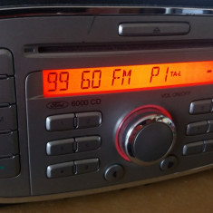 CD FORD 6000CD - CD Player MP3 auto Sony