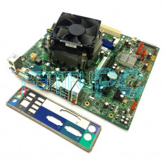 Oferta! Kit Placa de baza Lenovo LGA1155 + Intel Dual Core G630 2.7GHz GARANTIE!, Pentru INTEL, DDR 3, Contine procesor, MicroATX