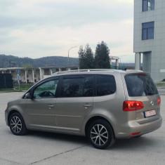 VW Touran Comfortline, Motorina/Diesel, VAN