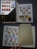 TS224 Clasor A5 nou cu timbre CCCP, BG, etc si colite