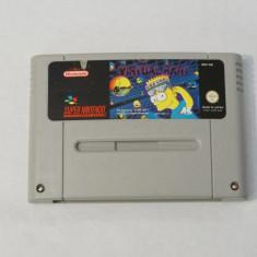 Joc Super Nintendo SNES - Virtual Bart
