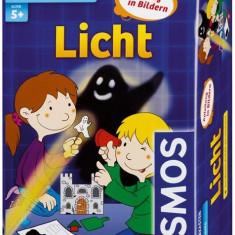 Primele Experimente - Lumina - Kosmos