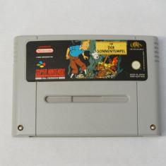 Joc Super Nintendo SNES - Tim The Sun Temple