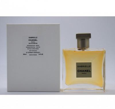 Parfum Original Chanel Gabrielle eau de parfum 100 ml Tester foto