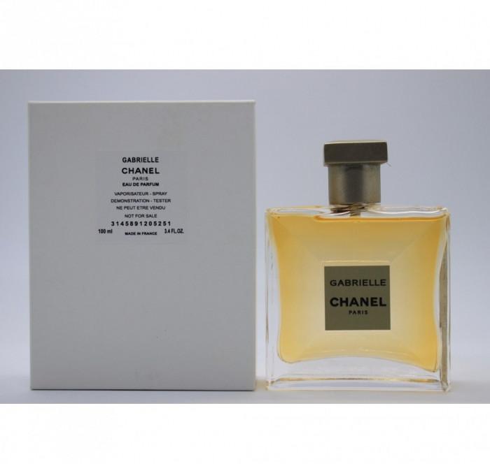 Parfum Original Chanel Gabrielle eau de parfum 100 ml Tester foto mare
