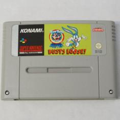 Joc Super Nintendo SNES - Tiny Toon Adventures Buster Busts Loose!