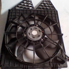 Ventilator + Carcasa Volkswagen Polo An 2011-2014 - Motor Ventilator Incalzire