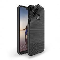 Husa Huawei P20 lite Dux Ducis Mojo Case Tpu - Husa Telefon Huawei, Negru, Gel TPU, Carcasa