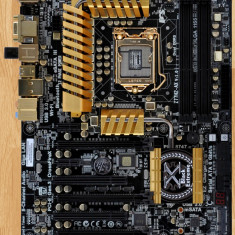 Kit high-end lga1155, i7 2600k + ECS Z77 Black Extreme Golden - Placa de Baza