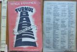 Neagu Radulescu , Turnul Babel , 1941 , autograf si scrisoare catre Eugen Barbu