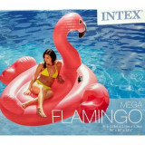 Saltea copii gonflabila 218x211x136 cm Flamingo, jumbo
