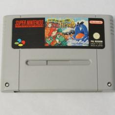 Joc Super Nintendo SNES - Super Mario World 2 Yoshi's Island