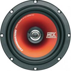Difuzoare Auto coaxiale MTX TR65C, 16.5 cm, 2 cai, 60W RMS - Boxa auto