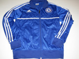 Bluza ADIDAS trening fotbal - CHELSEA LONDRA (Anglia), XS, Albastru, De club