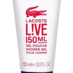 Shower Gel Lacoste Live Barbatesc 150ML