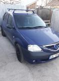 Dacia logan- unic proprietar 2007, benzina , motor 1.6, detalii la 0757497774, Berlina