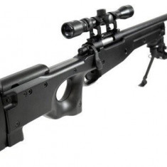 Pusca SNIPER L96/3 Joules Airsoft GUN Manufacturer/BLACK