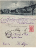 Turnu Severin ( Mehedinti )- Piata T. Vladimirescu, Circulata, Printata