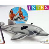 Scooter gonflabil delfin 175x66 cm Intex