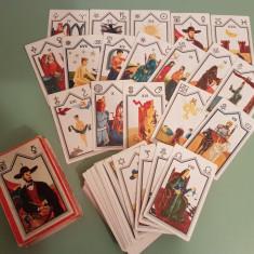 Cărți de TAROT cu manual de divinație (280 pag.)
