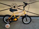 "Tiger Speeder / bicicleta copii 12"" (2-5 ani)"