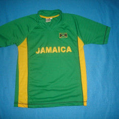 TRICOU DE FOTBAL DE COPII JAMAICA ORIGINAL