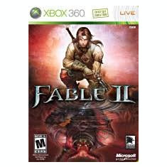 FABLE II - XBOX 360 [Second hand], Role playing, 16+, Single player