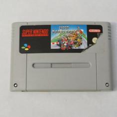 Joc Super Nintendo SNES - Super Mario Kart