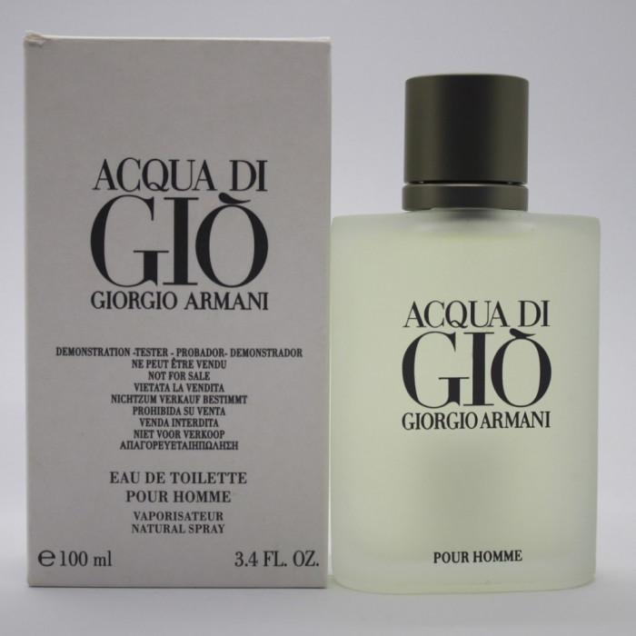 Parfum Original Giorgio Armani Acqua Di Gio Pour Homme 100ml