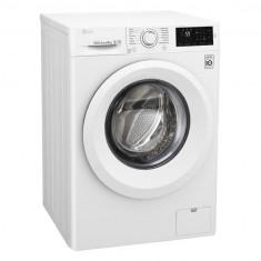 Masina de spalat rufe LG F2J5TN3W 8kg 1200rpm Clasa A+++ Alb, 1100-1300 rpm, A+++