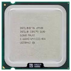Procesor socket 775 quad Core Intel Core 2 Quad Q9400 2.66Ghz 6mb fsb 1333mhz - Procesor PC Intel, Numar nuclee: 4, 2.5-3.0 GHz, LGA775