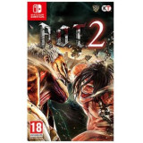 Attack On Titan 2 (A.O.T) Wings Of Freedom Nintendo Switch