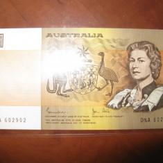 Australia - 1 Dollar ND 1974-1983 - sign. Johnson Stone P.42d - UNC