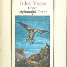 Copiii capitanului Grant (vol. I-II) - Jules Verne - Roman