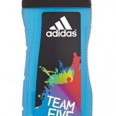 Shower Gel Adidas Team Five Barbatesc 250ML