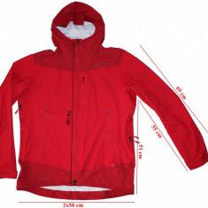 Jacheta de ploaie Vaude, Ceplex Advanced, ventilatii, barbati, marimea 54(XL) - Imbracaminte outdoor Vaude, Jachete