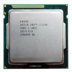 Procesor Intel Core i3-2100 3M Cache 3.10 GHz LGA 1155 - Procesor PC Intel, Numar nuclee: 4, Peste 3.0 GHz