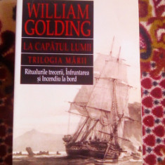 Trilogia mării - William Golding