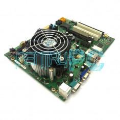 PROMO! Kit Placa de baza Fujitsu +Intel Core2Duo E7500 2.93GHz +Cooler GARANTIE!, Pentru INTEL, LGA775, DDR2, Contine procesor, MicroATX