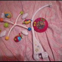 Carusel muzical pentru bebe - Carusel patut