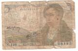 FRANTA 5 FRANCI 1945 U