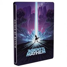 Agents Of Mayhem Steelbook Edition Xbox One
