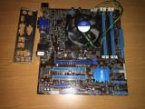 Placa de baza Asus P8B75-M cu procesor Intel Core i5 3470 3.2ghz, Pentru INTEL, 1155, DDR 3