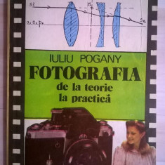 Iuliu Pogany - Fotografia de la teorie la practica
