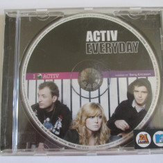Rar! Cd Activ albumul:Everyday-Roton 2007
