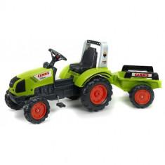 Tractor Cu Remorca Claas Arion, Falk