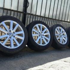 "Jante 17"" Skoda Audi VW Passat CC Jetta Golf - Janta aliaj Volkswagen, Numar prezoane: 5"