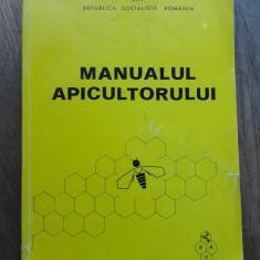 MANUALUL APICULTORULUI, 1972
