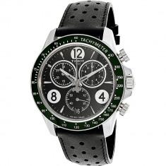 Ceas Tissot barbatesc V8 T106.417.16.057.00 verde Leather Quartz Dress - Ceas barbatesc